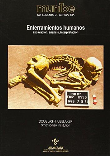 Munibe Aldizkaria 24 Gehigarria - Enterramientos Humanos por Douglas H. Ubelaker