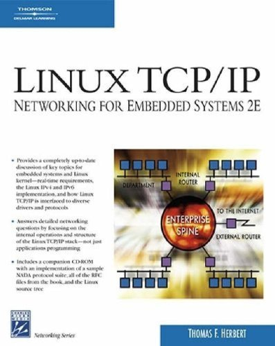 Linux TCP/IP Networking for Embedded Systems by Thomas Herbert (2006-11-17) par Thomas Herbert