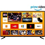 Kevin 140 cm (55 inches) 4K UHD LED Smart TV KN55UHD-PRO (Black) (2019 Model)