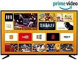 Kevin 140 cm (55 inches) 4K UHD LED Smart TV KN55UHD-PRO (Black)