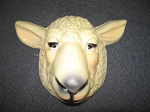 e Schaf, Hartplastik (Maske Schafe)