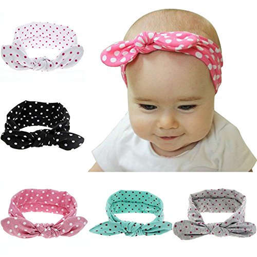 gx-shop-5pcs-cute-baby-bowknot-headbands-baby-turban-hairband-knot-rabbit-girls-hair-bands-for-kids