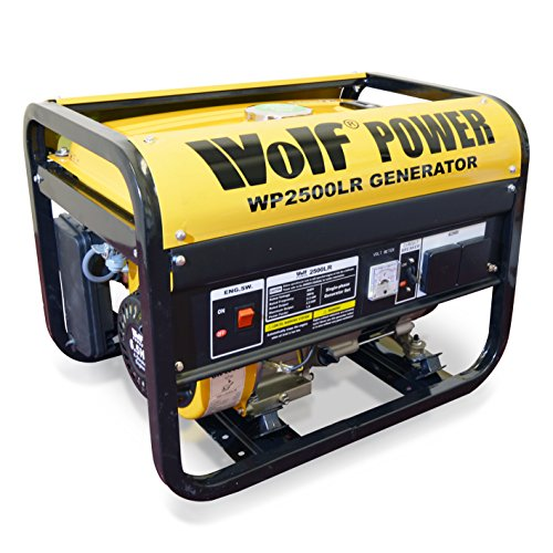 51Zuh 2zsYL - NO1# Best Large-size portable Conventional generators