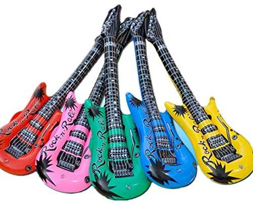 Hinchable instrumentos musicales, guitarra