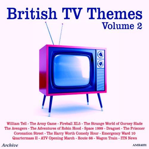 British TV Themes, Volume 2