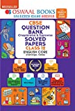 Oswaal CBSE Question Bank Class 12 English Core Book Chapterwise & Topicwise Includes Objective Types & MCQ's (For 2021…