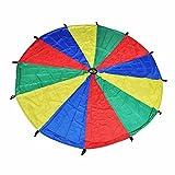 GSI 12 feet Kids play Parachute for coop...