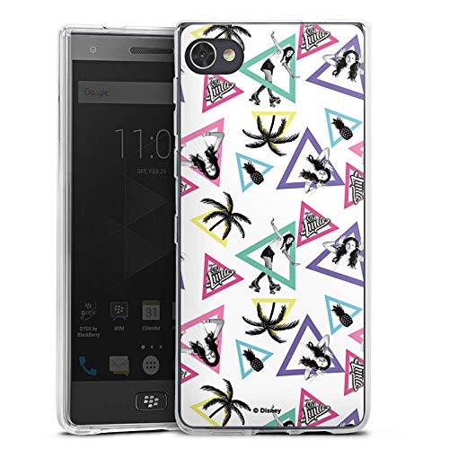 DeinDesign BlackBerry Motion Silikon Hülle Case Schutzhülle Soy Luna Disney Merchandise Fanartikel