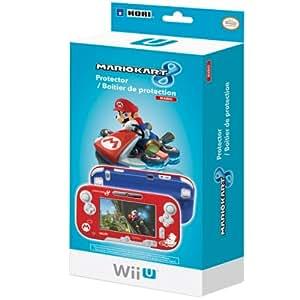 Boitier de protection 'Mario' pour Wii U