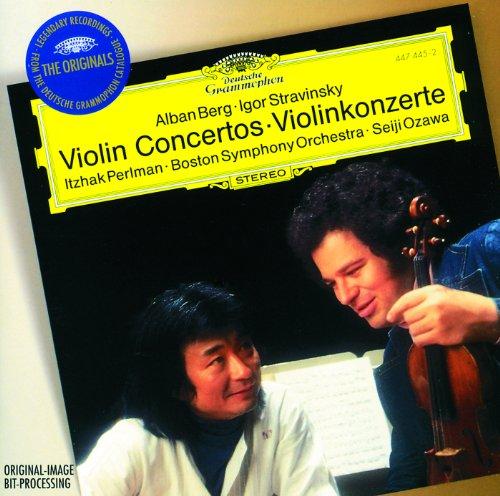 Stravinsky: Violin Concerto In...