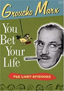 Groucho Marx: You Bet Your Life - Lost Episodes [DVD] [Import]