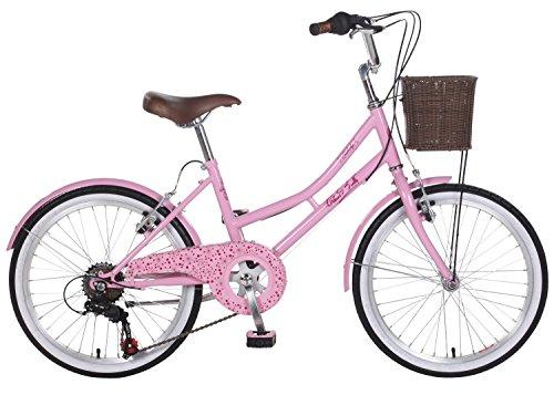 Claud Butler Cambridge 20`` Girls Bike - 6 Speed (2016)