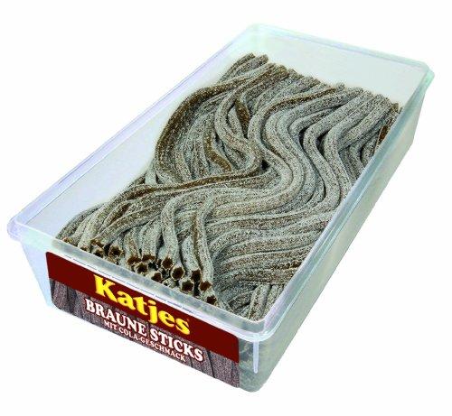 Preisvergleich Produktbild Katjes Braune Sticks 200 Stück,  1-er Pack (1 x 1.4 kg)