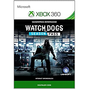 Watch_Dogs – Season Pass (EMEA Only) [Xbox 360 – Download Code]
