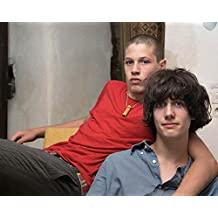 Martine Fougeron teen tribe : A world with two sons