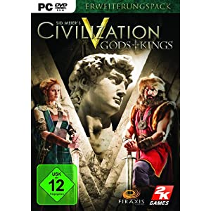 Sid Meier's Civilization V – Gods & Kings (Add-On)