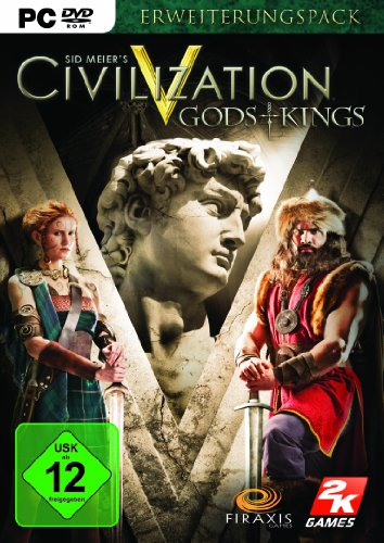 Sid Meier's Civilization V - Gods & Kings (Add-On) - Partnerlink
