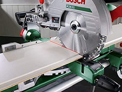 Bosch PCM 8 S mit Kapp- und Gehrungssäge mit Zugfunktion - 5