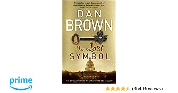 Buy The Lost Symbol Robert Langdon Book Online At Low Prices In