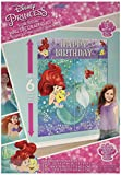 Disney Ariel The Little Mermaid Dream Big Scene Setters Wall Decorating Kit 5 Piece Set Party Supplies