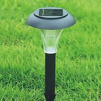 New 0.06W Artistic Solar LED Lawn Light (4 Packs)