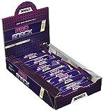 Xcore Pro Snack Protein Bar 12 x 35g - Vaniglia: Whey concentrate di qualità - 27% di proteine, pochi carboidrati e solo 127 calorie - Le più gustose barrette gourmet!