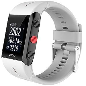 cyeeson polar V800Reloj Banda De Silicona Correa de pulsera Smartwatch Pulsera Banda para Polar V800GPS reloj deportivo, blanco