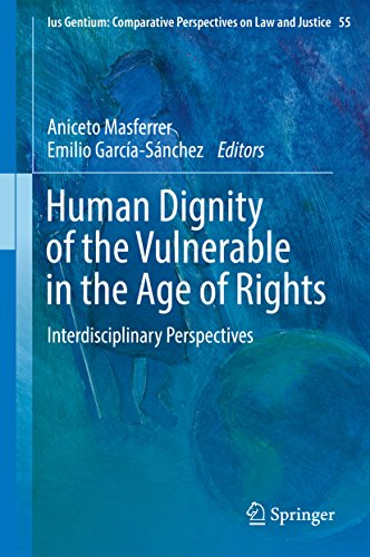 Descargar gratis Human Dignity of the Vulnerable in the Age of Rights: Interdisciplinary Perspectives (Ius Gentium: Comparative Perspectives on Law and Justice Book 55) Epub