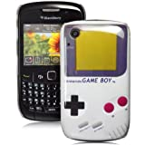 Blackberry 8520 8530 9300 NINTENDO GAMEBOY HARD CASE HOLDER COVER 8250 CURVE 3G BB From Gadget Zoo