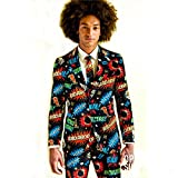 Costume Mr. Comics homme Opposuits L / XL (56)