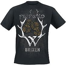 """Frei.Wild - """"Die Würfel"""" T-Shirt, Farbe: Schwarz"""