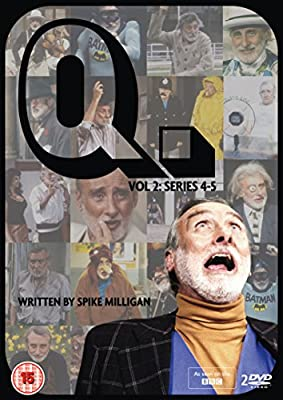 Q Volume 2: Series 4 and 5 (Q8 and Q9) [DVD]