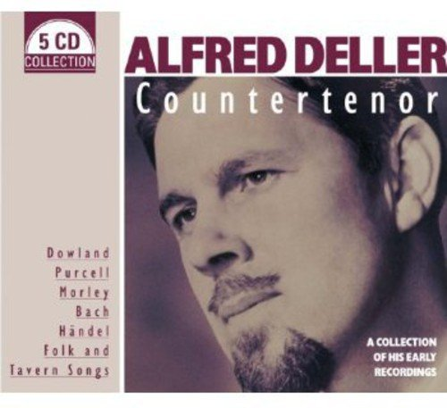 Countertenor : A Collection of His Early Recordings