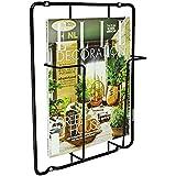 Revistero Frame de 1–revistas de retención para la pared