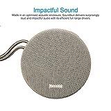 Portronics POR-755 Sound Bun 6W Bluetooth Speaker with Mic (Beige)