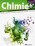 Chimie 6e - 2 Periodes Semaine - Sciences Générales 2 Periodes Chimie/Semaine