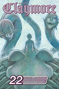 Claymore, Vol. 22: Claws and Fangs of the Abyss by [Yagi, Norihiro]