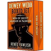 The Dewey Webb Series: Books 1 and 2 (The Dewey Webb Historical Mystery Series) (English Edition)