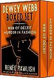 Produkt-Bild: The Dewey Webb Series: Books 1 and 2 (The Dewey Webb Historical Mystery Series) (English Edition)