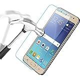 Samsung Galaxy J5 Protection écran en Verre Trempé , Danibos Film Protection d'écran en Verre ...