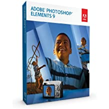 Adobe Photoshop Elements 9.0, Mac/Win, 1u, EN