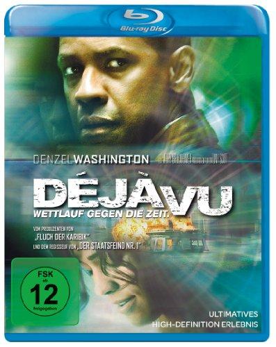 Deja Vu - Wettlauf gegen die Zeit [Blu-ray] hier kaufen