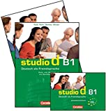Studio D B1 (Set of 3 Books + CD)