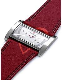 ANTONELLI 960035 - Reloj Unisex movimiento de cuarzo con correa de piel