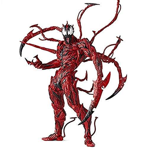 Yamaguchi-Spider-Man-Modell, Anime-Zeichentrickfilm-Figur-Aquarium Yamaguchi-Wundertötungsspinne Wolverine-Gift Batman Geschenk