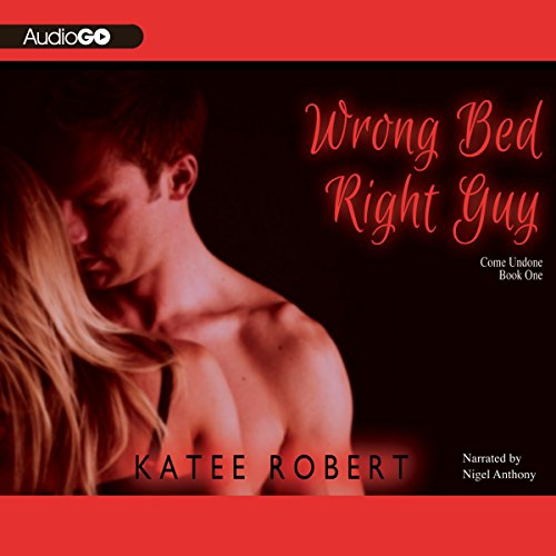 Wrong Bed, Right Guy  Audiolibri
