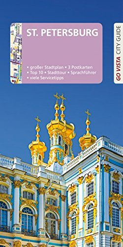 GO VISTA: Reiseführer St. Petersburg (Go Vista City Guide)
