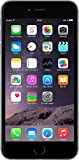 "Apple iPhone 6 Plus - Smartphone 5.5"" (Bluetooth, Wi-Fi, dual-core 1.84 GHz, 1 GB di RAM, 16 GB Memoria interna, 8 MP fotocamera / 1.3 MP, iOS 9), Grigio - (Ricondizionato Certificato) [include spina europea]"