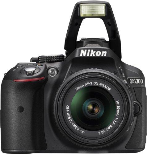Nikon D5300 SLR-Digitalkamera (24 - 6