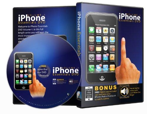 Price comparison product image iPhone Essentials DVD Volume-1